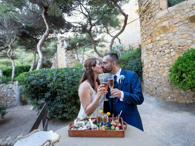 La boda de Ivan y Ana en Altafulla, Tarragona 67