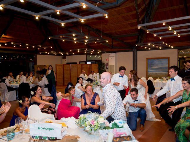 La boda de Ivan y Ana en Altafulla, Tarragona 90