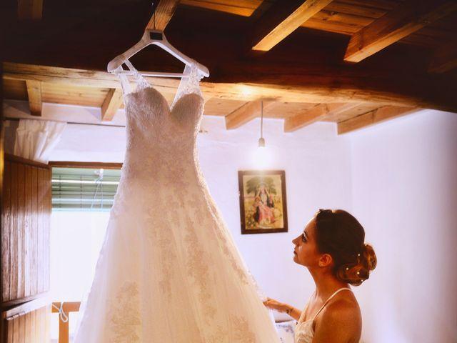 La boda de Adolfo y Mélissa en Valverde De La Vera, Cáceres 13