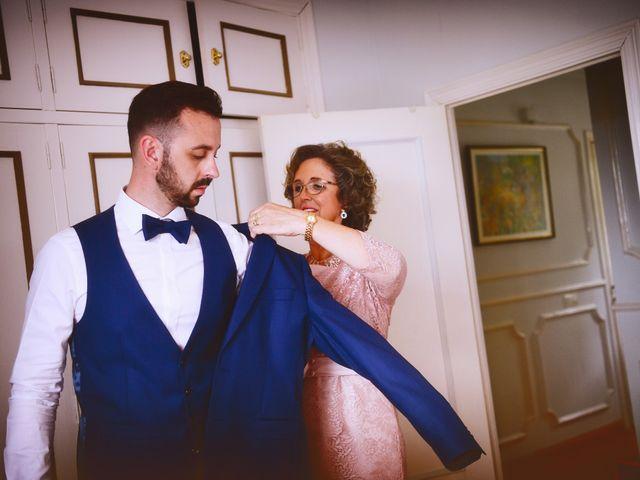 La boda de Adolfo y Mélissa en Valverde De La Vera, Cáceres 17