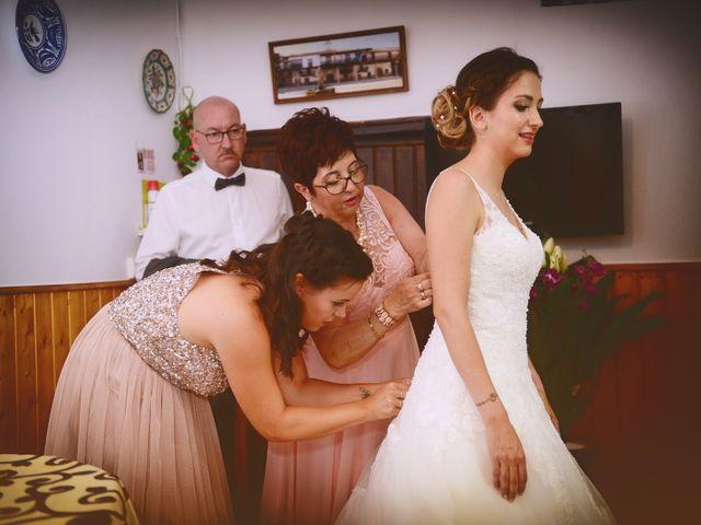 La boda de Adolfo y Mélissa en Valverde De La Vera, Cáceres 19