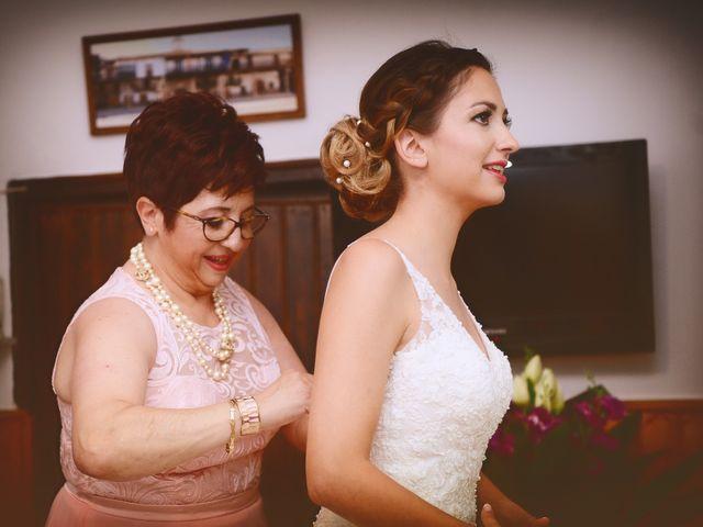 La boda de Adolfo y Mélissa en Valverde De La Vera, Cáceres 20