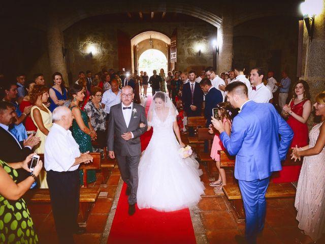 La boda de Adolfo y Mélissa en Valverde De La Vera, Cáceres 26
