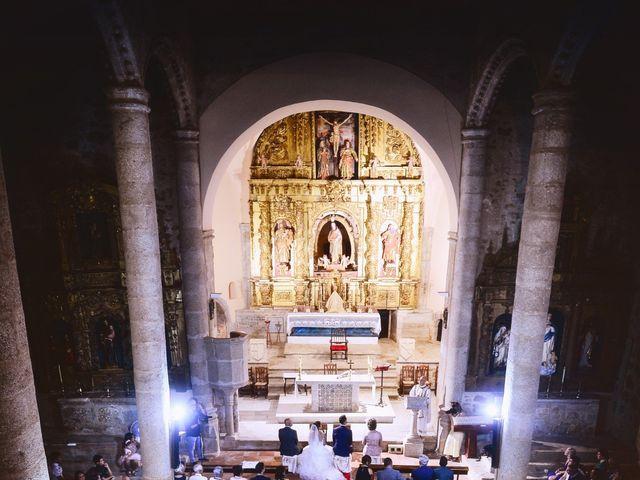 La boda de Adolfo y Mélissa en Valverde De La Vera, Cáceres 27
