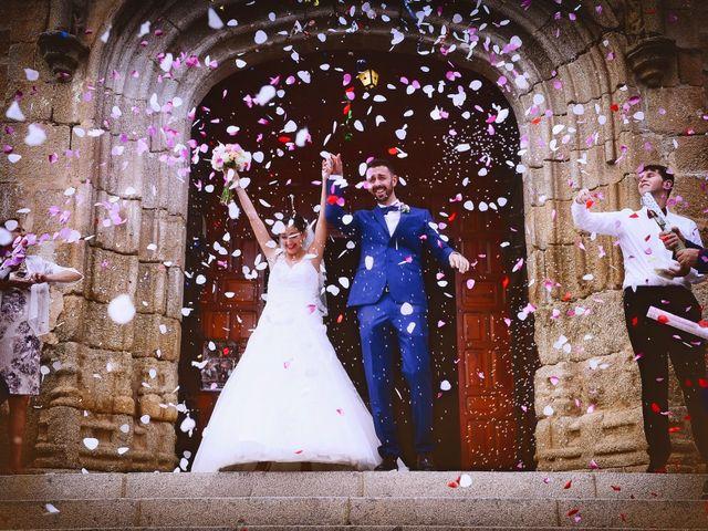 La boda de Adolfo y Mélissa en Valverde De La Vera, Cáceres 30