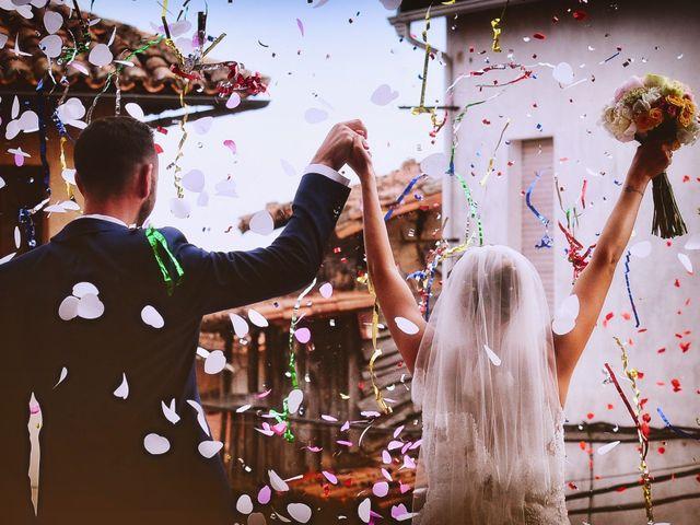 La boda de Adolfo y Mélissa en Valverde De La Vera, Cáceres 31