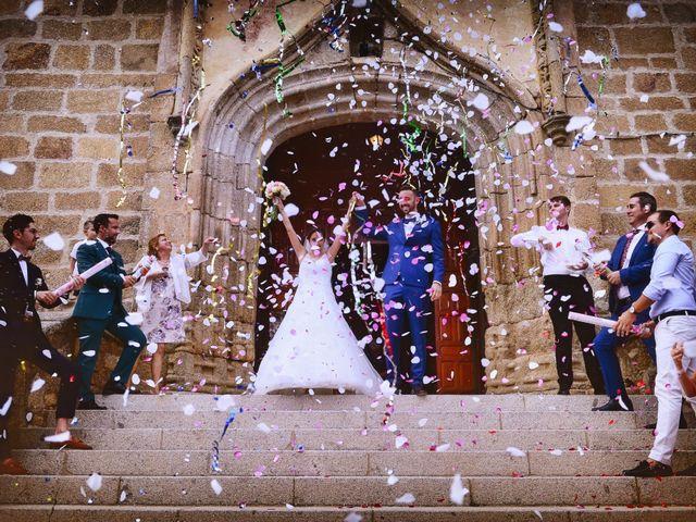 La boda de Adolfo y Mélissa en Valverde De La Vera, Cáceres 32