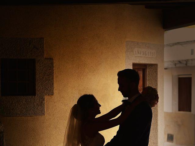 La boda de Adolfo y Mélissa en Valverde De La Vera, Cáceres 34