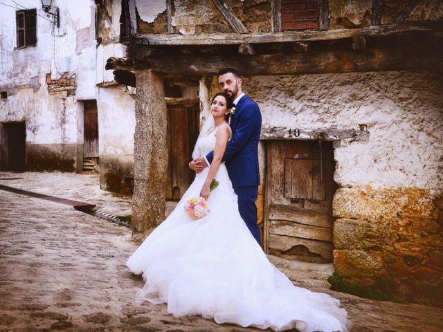 La boda de Adolfo y Mélissa en Valverde De La Vera, Cáceres 37