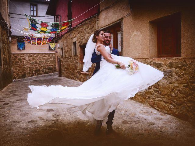 La boda de Adolfo y Mélissa en Valverde De La Vera, Cáceres 39