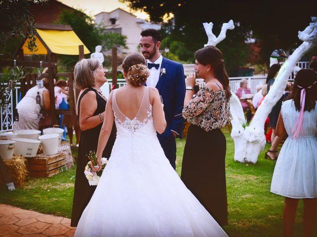 La boda de Adolfo y Mélissa en Valverde De La Vera, Cáceres 45