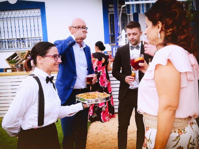 La boda de Adolfo y Mélissa en Valverde De La Vera, Cáceres 50