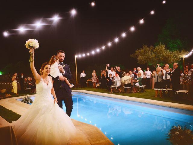 La boda de Adolfo y Mélissa en Valverde De La Vera, Cáceres 55