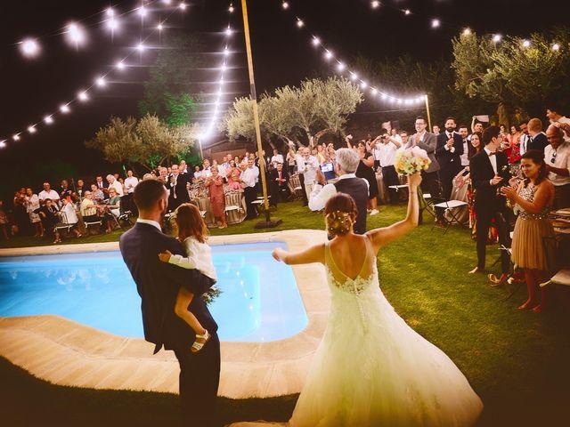 La boda de Adolfo y Mélissa en Valverde De La Vera, Cáceres 56