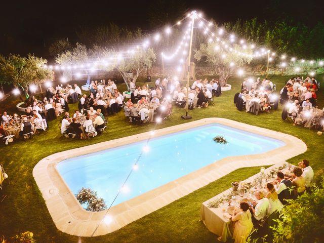 La boda de Adolfo y Mélissa en Valverde De La Vera, Cáceres 60