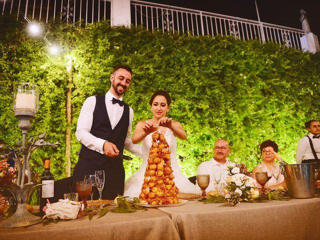 La boda de Adolfo y Mélissa en Valverde De La Vera, Cáceres 61