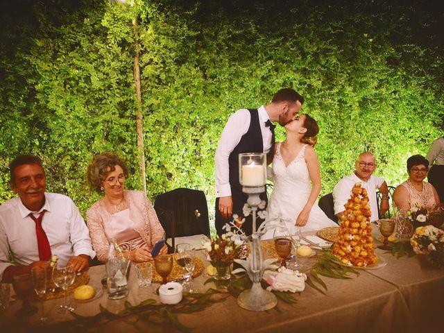 La boda de Adolfo y Mélissa en Valverde De La Vera, Cáceres 62
