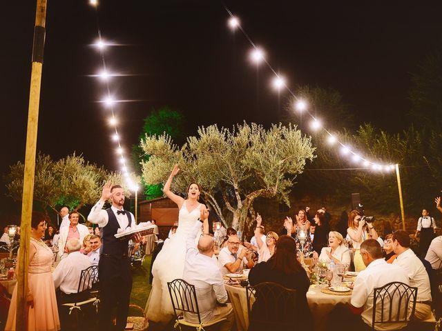 La boda de Adolfo y Mélissa en Valverde De La Vera, Cáceres 64