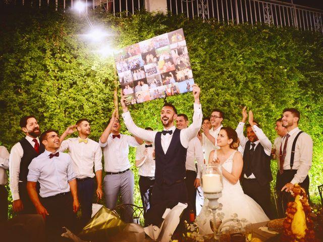 La boda de Adolfo y Mélissa en Valverde De La Vera, Cáceres 65