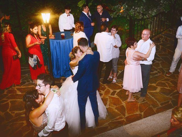 La boda de Adolfo y Mélissa en Valverde De La Vera, Cáceres 69