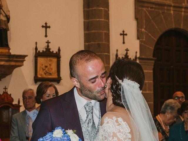 La boda de Dani y Judith en Las Palmas De Gran Canaria, Las Palmas 22