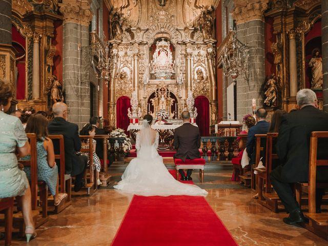 La boda de Dani y Judith en Las Palmas De Gran Canaria, Las Palmas 23