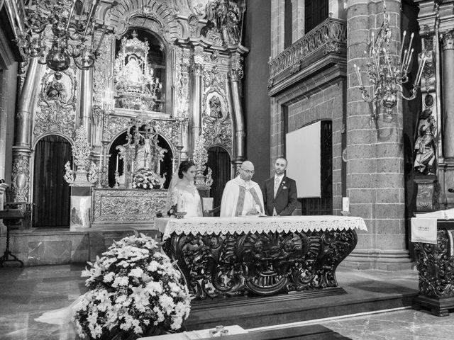 La boda de Dani y Judith en Las Palmas De Gran Canaria, Las Palmas 25