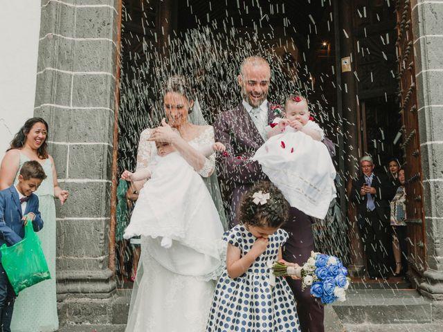 La boda de Dani y Judith en Las Palmas De Gran Canaria, Las Palmas 27