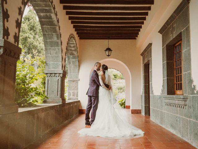 La boda de Dani y Judith en Las Palmas De Gran Canaria, Las Palmas 29