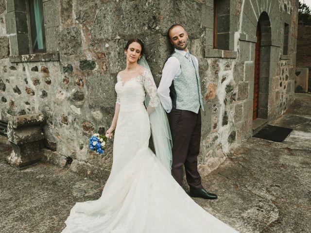 La boda de Dani y Judith en Las Palmas De Gran Canaria, Las Palmas 33