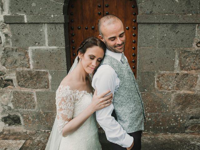 La boda de Dani y Judith en Las Palmas De Gran Canaria, Las Palmas 34