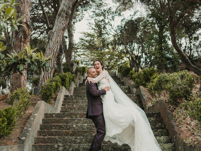 La boda de Dani y Judith en Las Palmas De Gran Canaria, Las Palmas 39