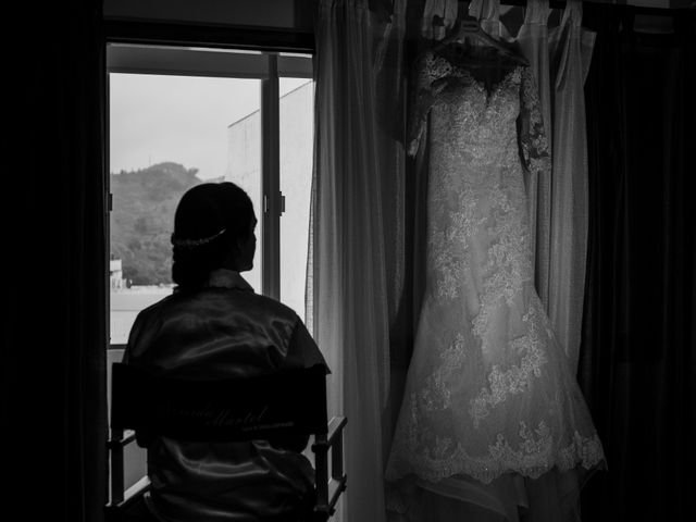 La boda de Dani y Judith en Las Palmas De Gran Canaria, Las Palmas 1