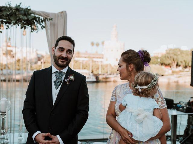 La boda de Ángel y Cristina en Sevilla, Sevilla 8