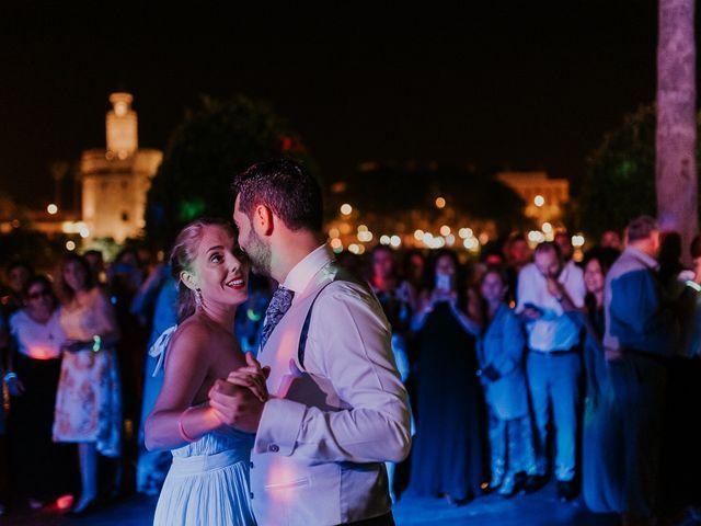 La boda de Ángel y Cristina en Sevilla, Sevilla 27