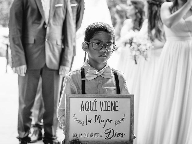 La boda de Jame y Karolina en Ojen, Málaga 13