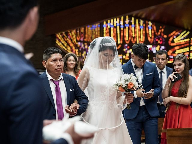 La boda de Jame y Karolina en Ojen, Málaga 14