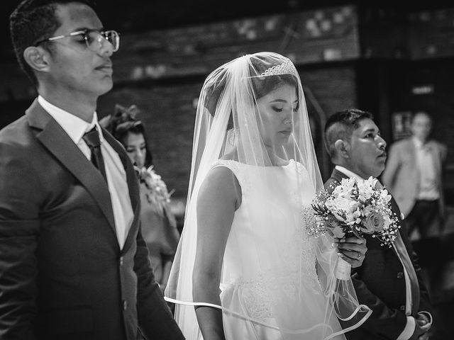 La boda de Jame y Karolina en Ojen, Málaga 16