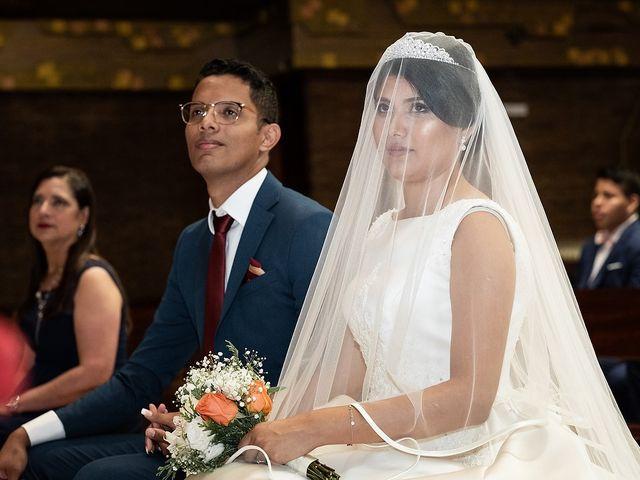 La boda de Jame y Karolina en Ojen, Málaga 18
