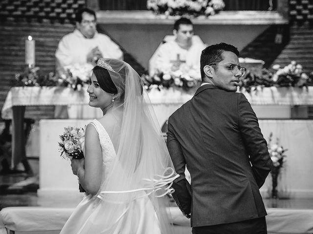 La boda de Jame y Karolina en Ojen, Málaga 23
