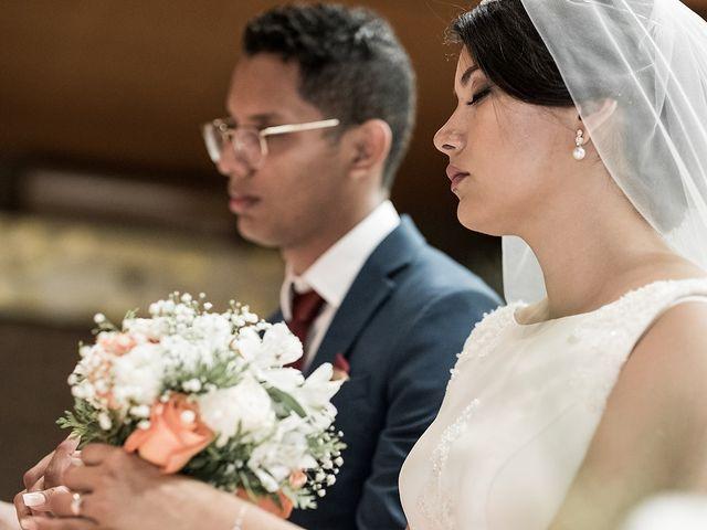 La boda de Jame y Karolina en Ojen, Málaga 25