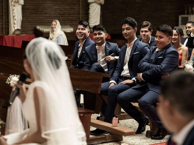 La boda de Jame y Karolina en Ojen, Málaga 26