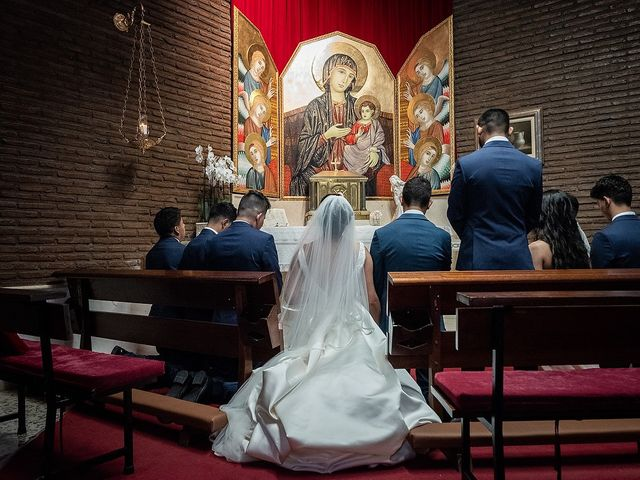 La boda de Jame y Karolina en Ojen, Málaga 27