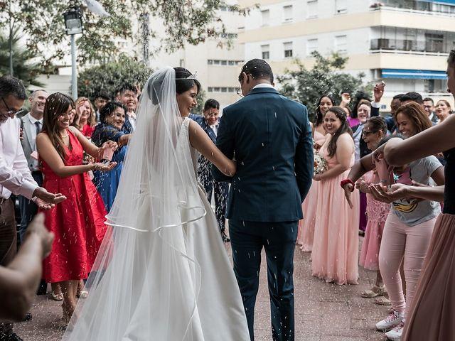 La boda de Jame y Karolina en Ojen, Málaga 28