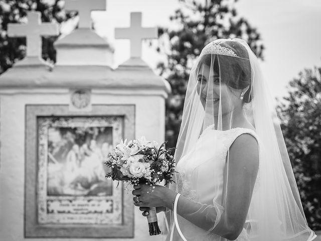 La boda de Jame y Karolina en Ojen, Málaga 30