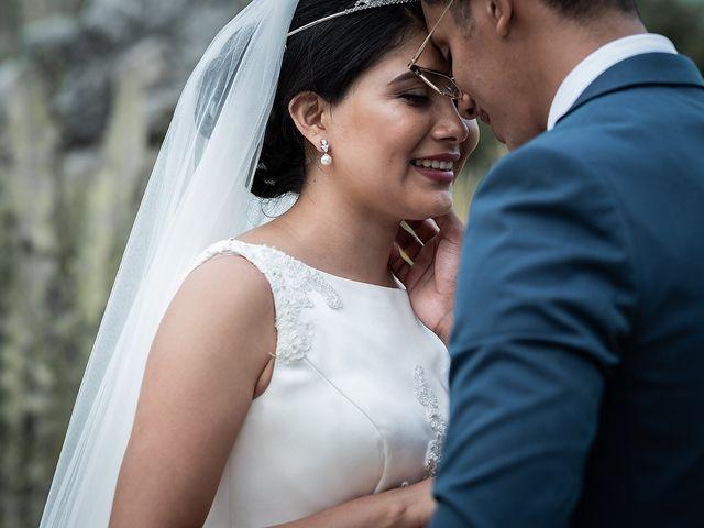 La boda de Jame y Karolina en Ojen, Málaga 37