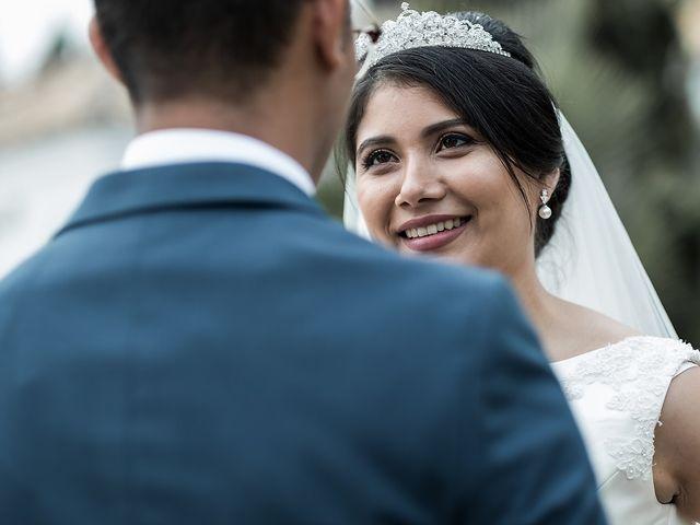 La boda de Jame y Karolina en Ojen, Málaga 39