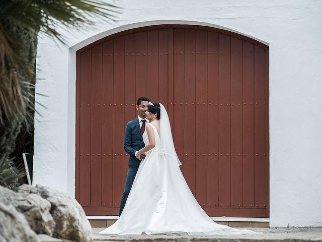 La boda de Jame y Karolina en Ojen, Málaga 40