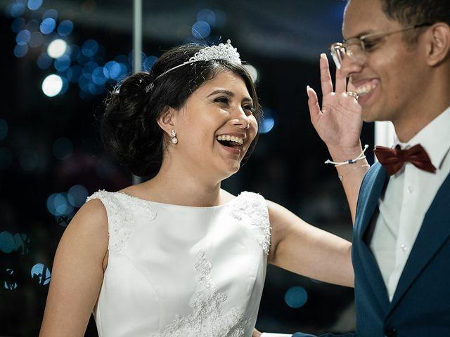 La boda de Jame y Karolina en Ojen, Málaga 52
