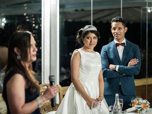 La boda de Jame y Karolina en Ojen, Málaga 53